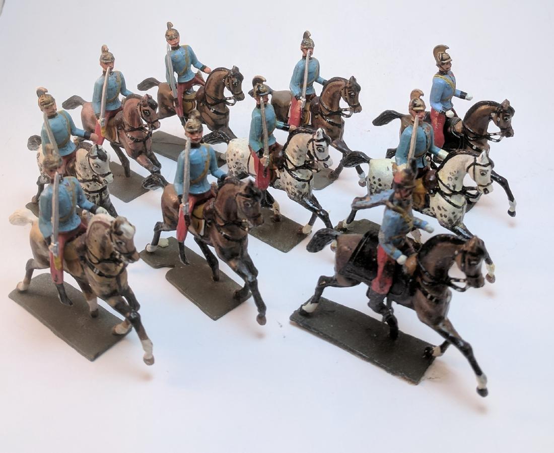 Haffner Restored Dragoons