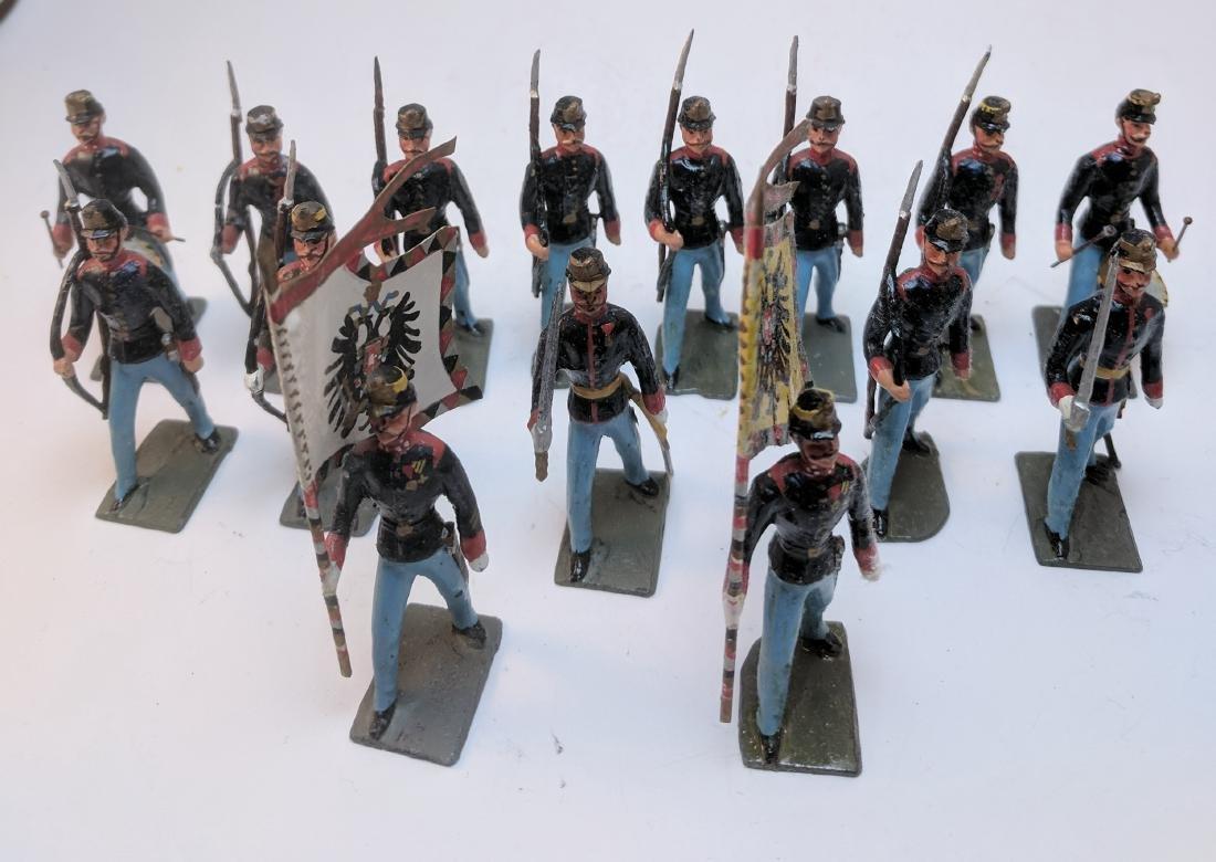 Wollner Austrian Army