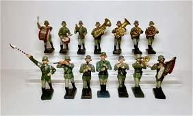 Lineol WW2 German Army Band