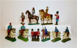 Various Makers Composition Soldier Assortment