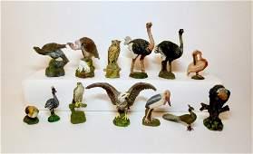 Various Makers Composition Bird Assortment