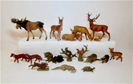 Various Makers Composition Woodland Assortment