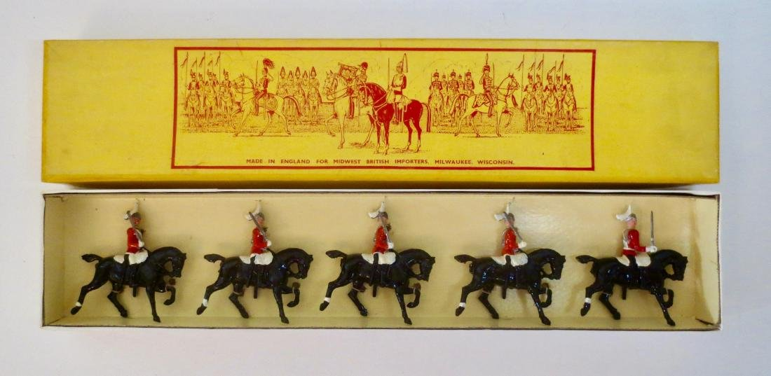 Johillco Set #400 Royal Lifeguards