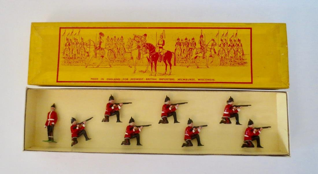 Johillco Set #111A Norfolk Regiment