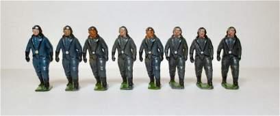 Britains Set 1895 Pilots of the Luftwaffe