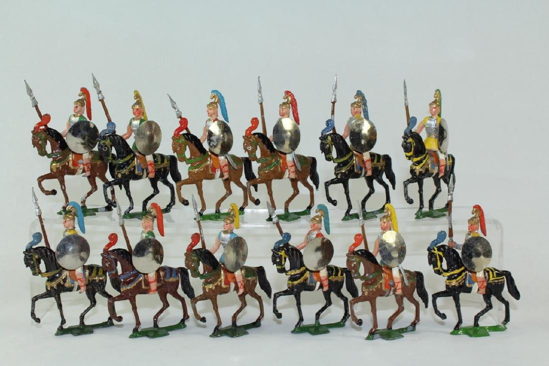 Heyde Greek Cavalry