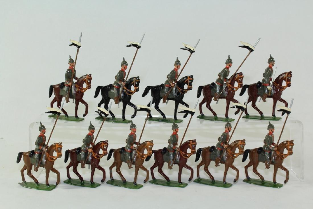 Heyde Imperial German Lancers