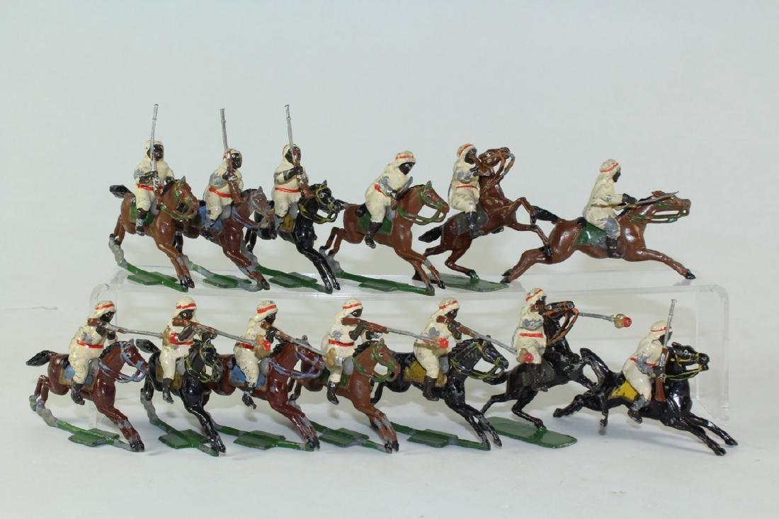 Heyde Arab Cavalry Charging