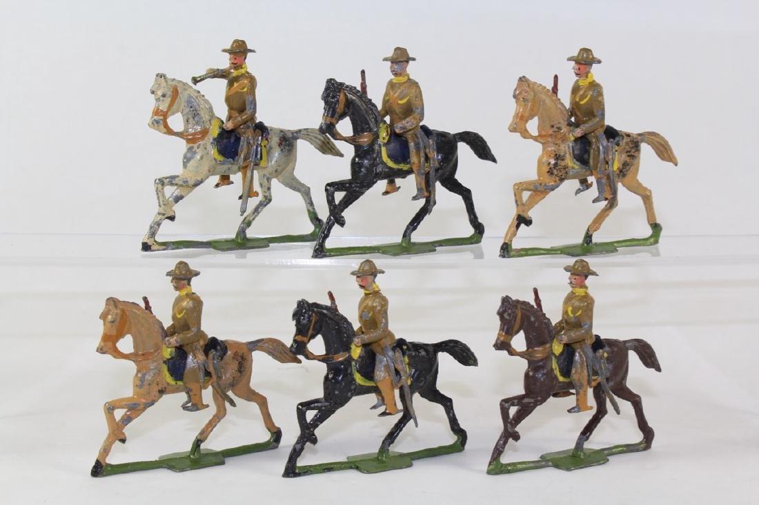 Heyde Boer Cavalry