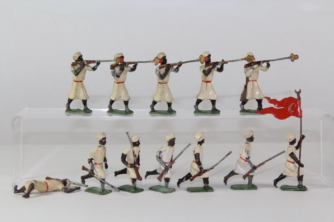 Heyde Egyptian Infantry