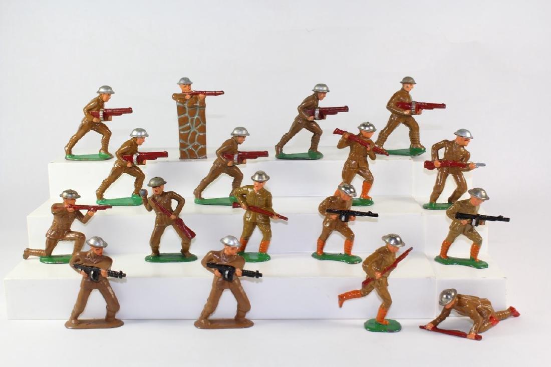 American Dimestore Barclay & Manoil Combat