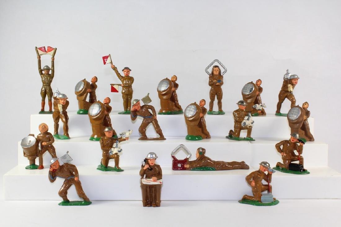 American Dimestore Barclay & Manoil Signal Corps