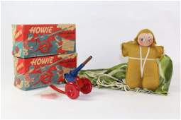 American Dimestore Howie Toy Cannon X2