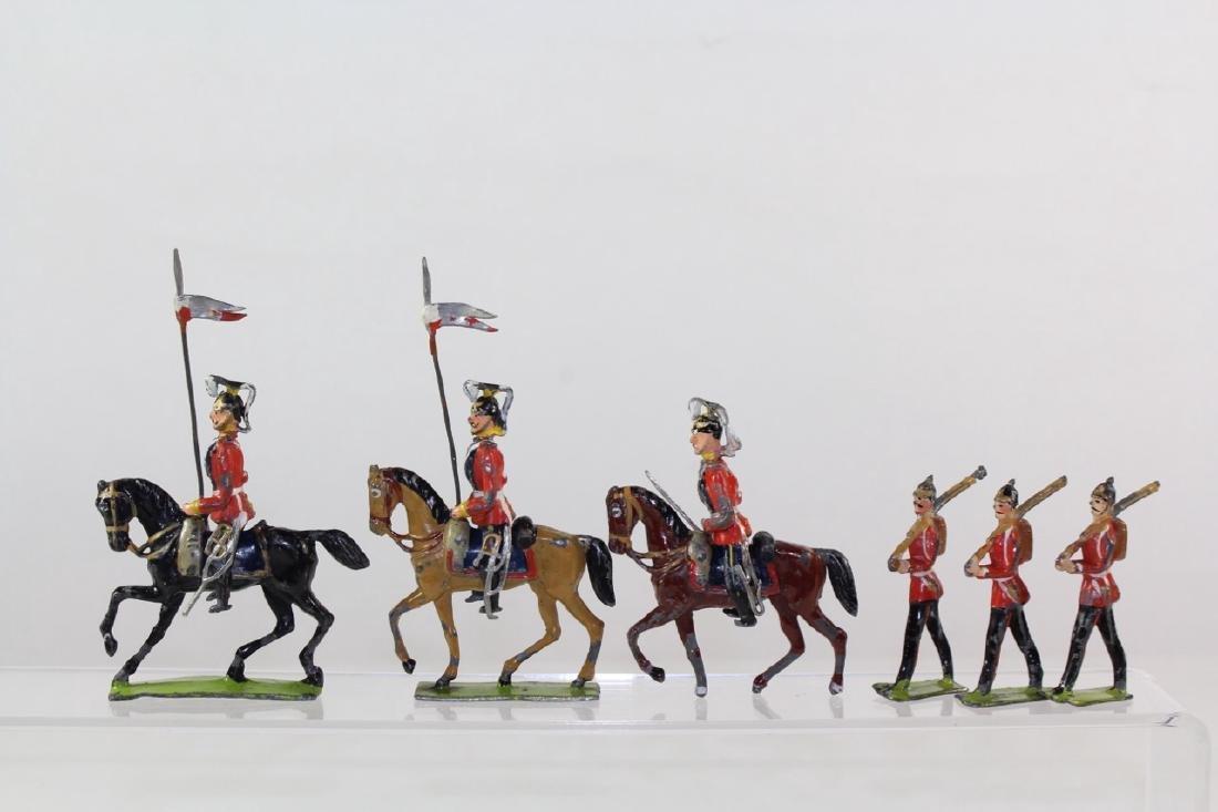 Heyde German Lancers