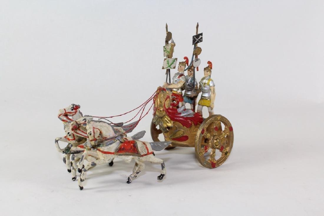 Heyde Roman Chariot