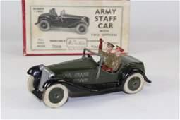 Britains Set  1448 Army Staff Car