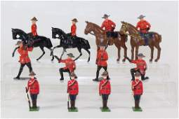 British Hollowcast 49017 Canadian Mounted Police