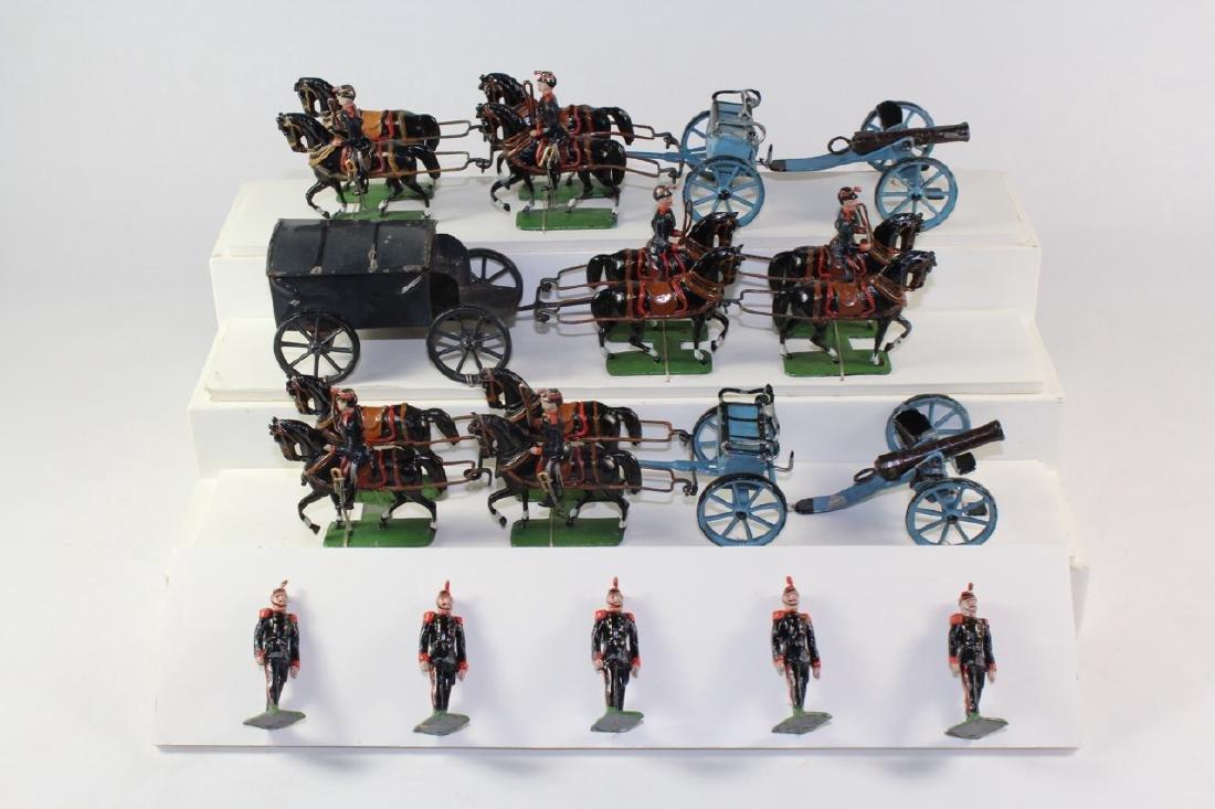 Heyde 1900 French Artillery Set