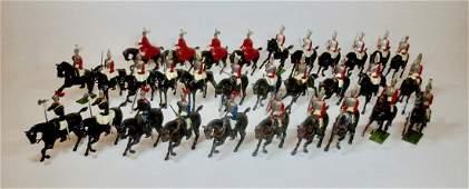 Britains Life Guard  Horse Guard Assortment