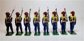 Nostalgia Set N132 Sierra Leone Royal Artillery