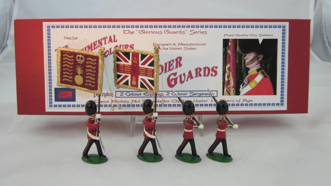 Nickolson Miniatures Set #GGPP Grenadier Guards