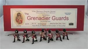 Nickolson Miniatures Set GG18 Grenadier Guards