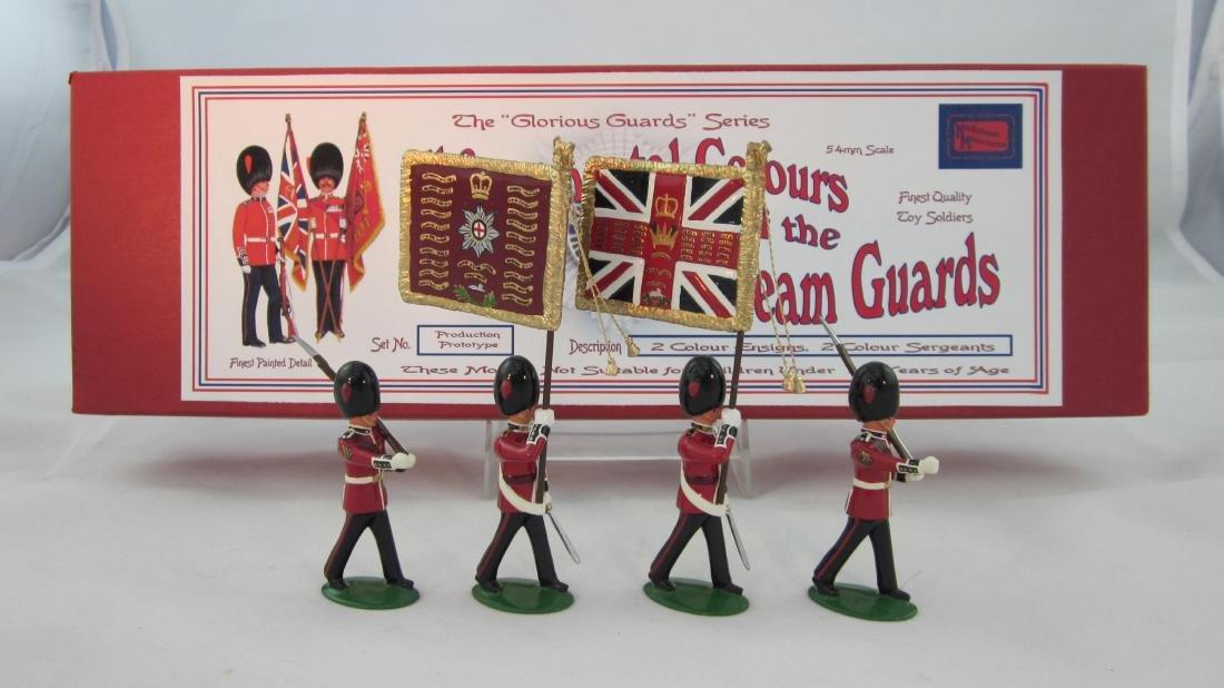 Nickolson Miniatures Set #CGPP Coldstream Guards