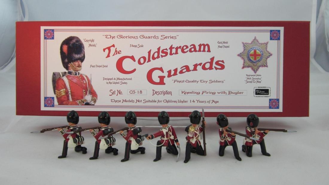 Nickolson Miniatures Set #CG18 Coldstream Guards