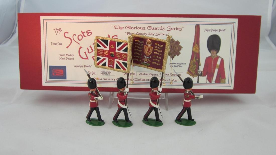 Nickolson Miniatures Set #SGPP Scots Guards