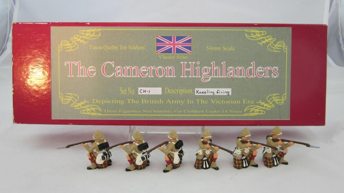 Nickolson Set #CH1 Cameron Highlanders