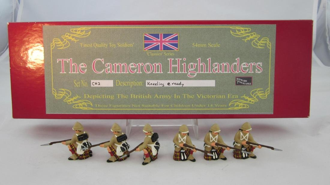 Nickolson Set #CH2 Cameron Highlanders