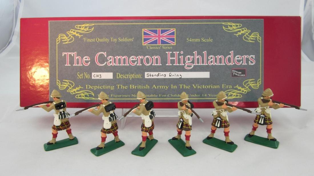 Nickolson Set #CH3 Cameron Highlanders