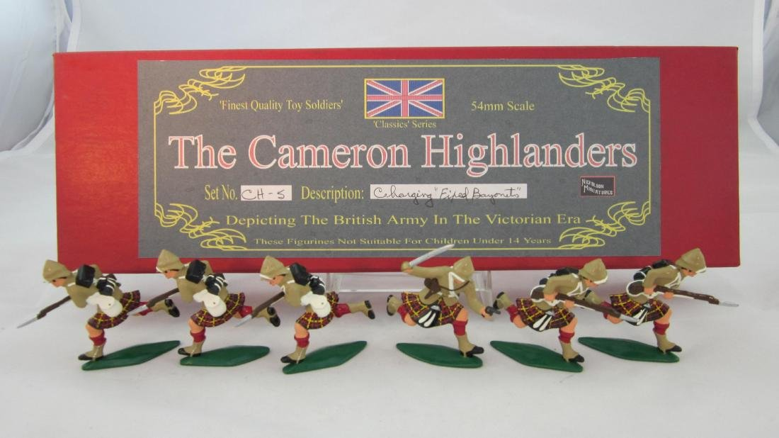 Nickolson Set #CH5 Cameron Highlanders