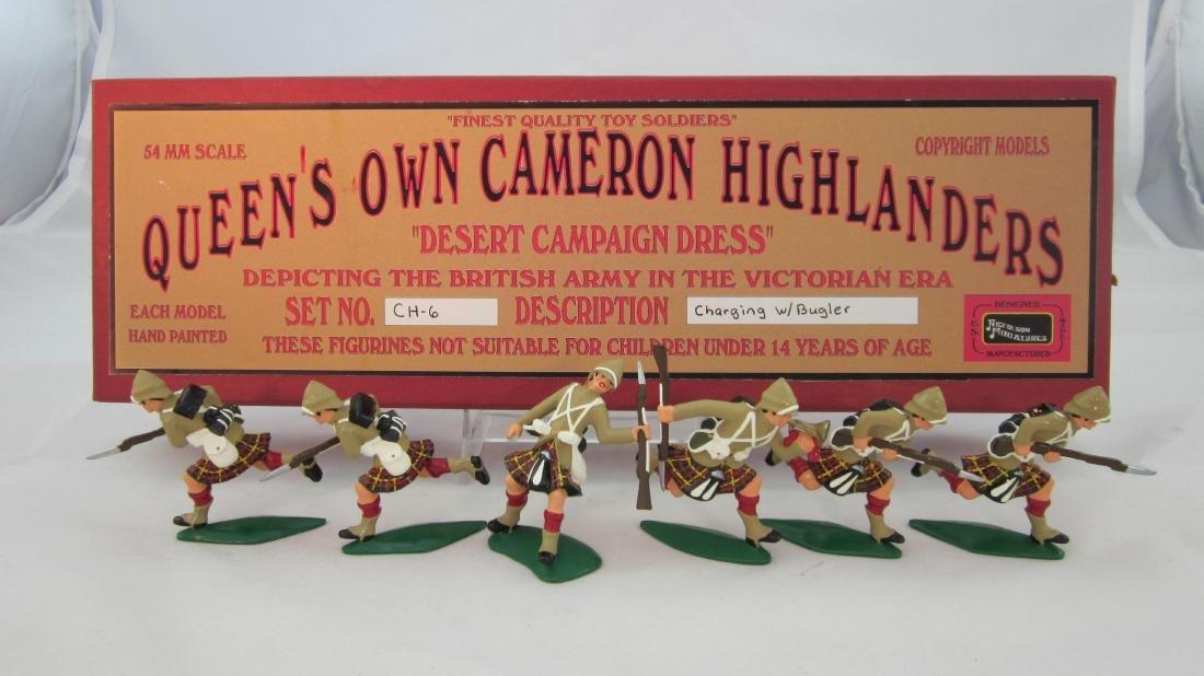 Nickolson Set #CH6 Cameron Highlanders