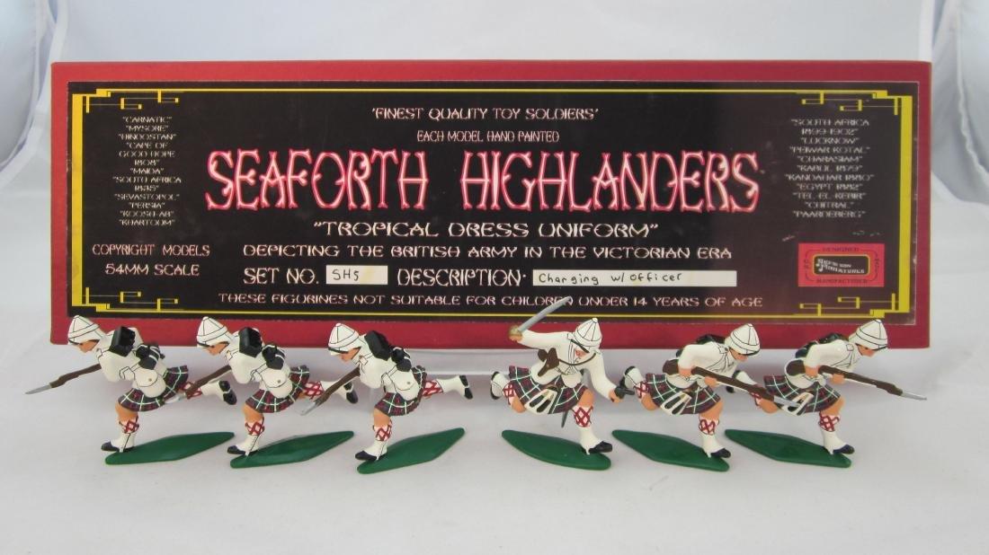 Nickolson Set #SW5 Seaforth Highlanders