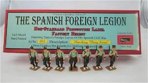 Nickolson Set 001 Spanish Foreign Legion