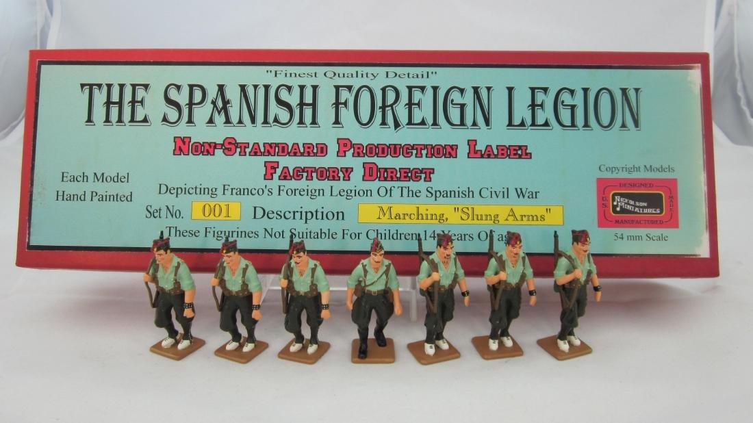 Nickolson Set #001 Spanish Foreign Legion