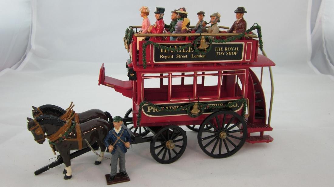 Trophy of Wales Set #C90V Winter Holiday Omnibus