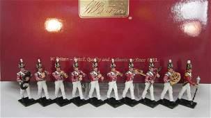 Britains Set 43103 Coldstream Guards Band 1815