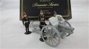 """Britains Premier #8913 British 4.5"""" Howitzer"""
