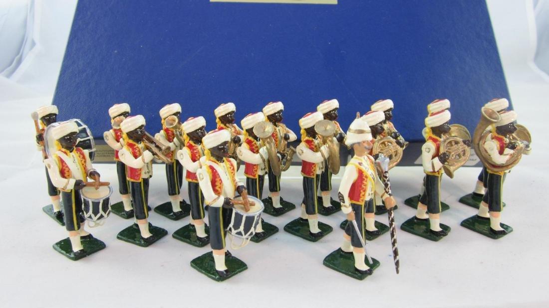 Marlborough West Indian Regiment Band