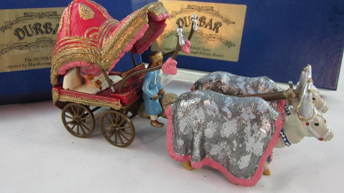 Marlborough Set #D118 Prince in Bullock Cart