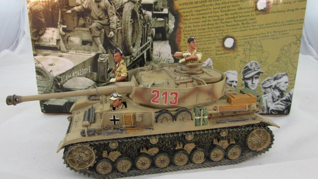 King & Country #AK023 Desert MKIV Tank