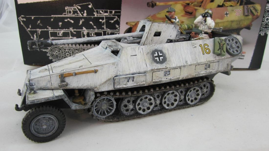 "King & Country #BBG022 ""Winter Pakwagen"""