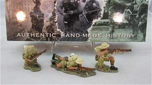 King  Country EA015 8th Army Firing Line