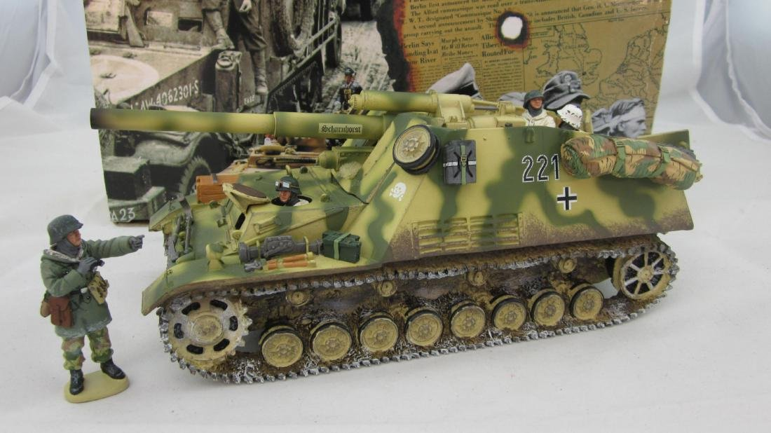 King & Country #WS079 150mm SPG Hummel