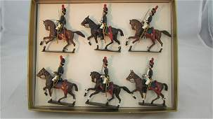 Mignot Set #211 French Grenadiers a Cheval 1809