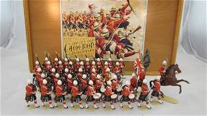 Imperial Set #H1 Cameron Highlanders on Parade