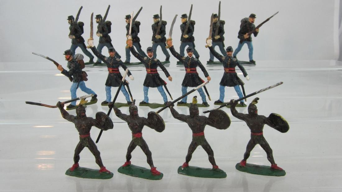 Authenticast American Indians & Civil War