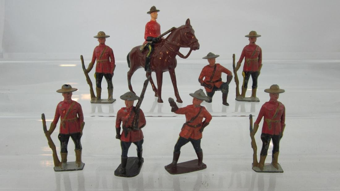 Assorted Cherilea & Johillco RCMP